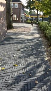 Straatwerk in Veenendaal